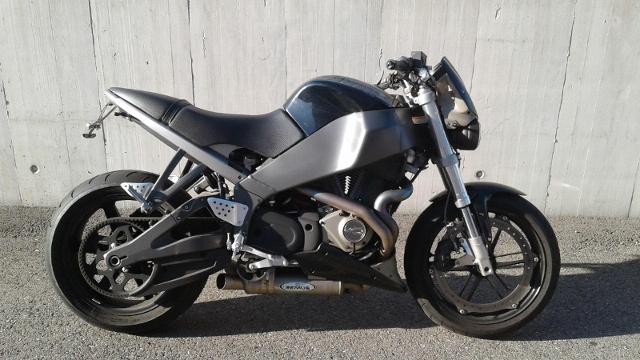 Motorrad kaufen BUELL XB12Ss 1200 Lightning Long Occasion