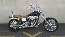 Motorrad kaufen Occasion HARLEY-DAVIDSON FXDL 1450 Dyna Low Rider (custom)