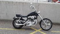 Motorrad kaufen Occasion HARLEY-DAVIDSON XLH 1200 C Sportster Custom (custom)