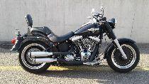 Acheter moto HARLEY-DAVIDSON FLSTFB 1584 Softail Fat Boy Special Custom