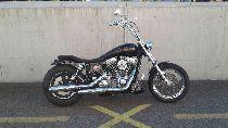 Motorrad kaufen Occasion HARLEY-DAVIDSON FXD 1450 Dyna Super Glide (custom)