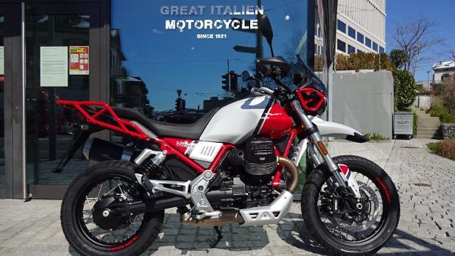 Acheter une moto MOTO GUZZI V85 TT Premium Graphics neuve