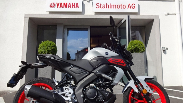 Motorrad kaufen YAMAHA MT 125 A Neufahrzeug