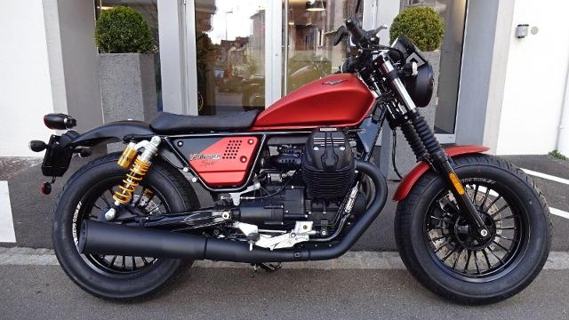 Motorrad kaufen MOTO GUZZI V9 Bobber Sport Neufahrzeug