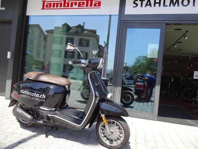 Motorrad kaufen LAMBRETTA V125 Special Remus Edition Vorführmodell