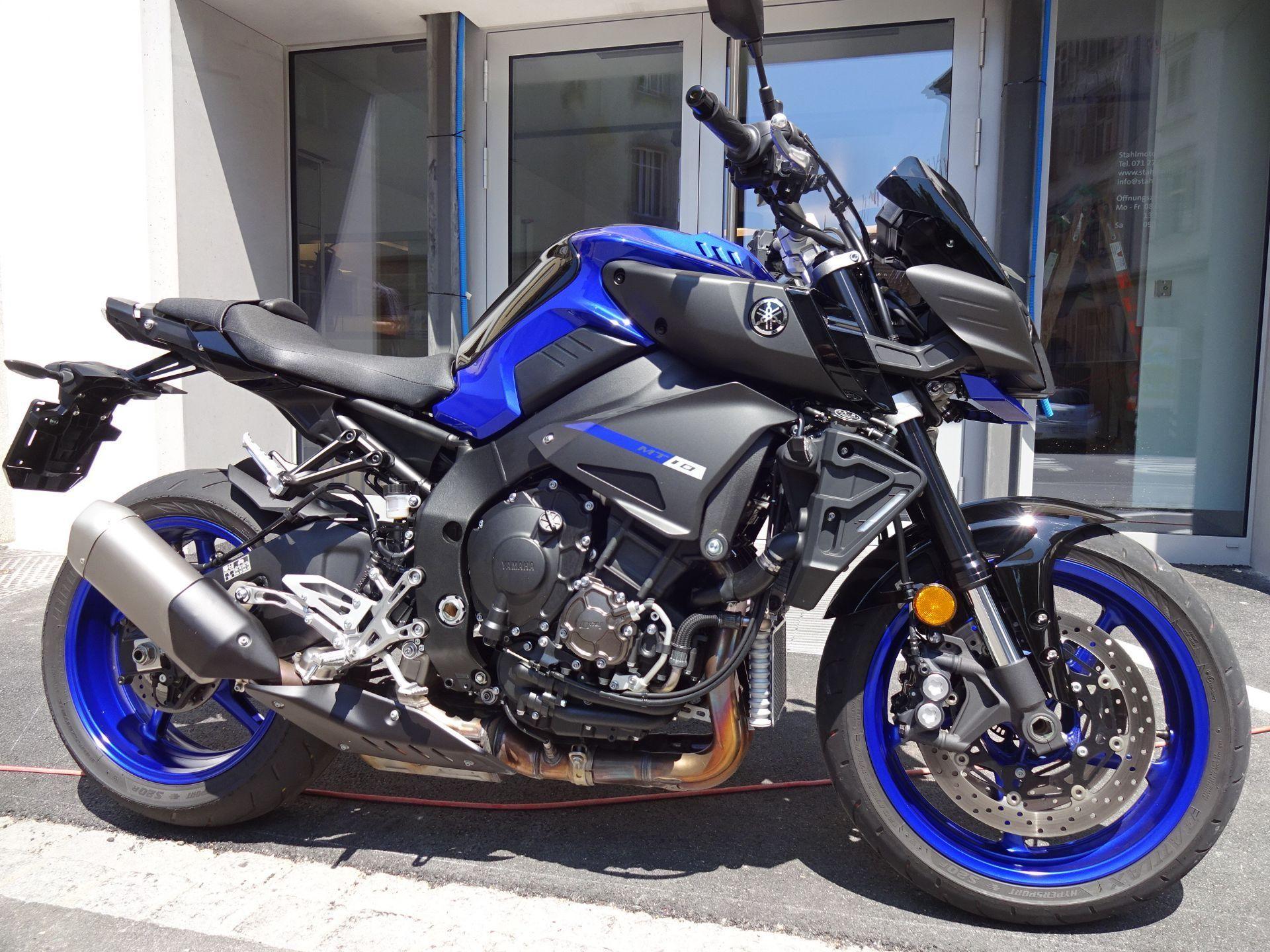 Buy motorbike Demonstration model YAMAHA MT 10 ABS Modell