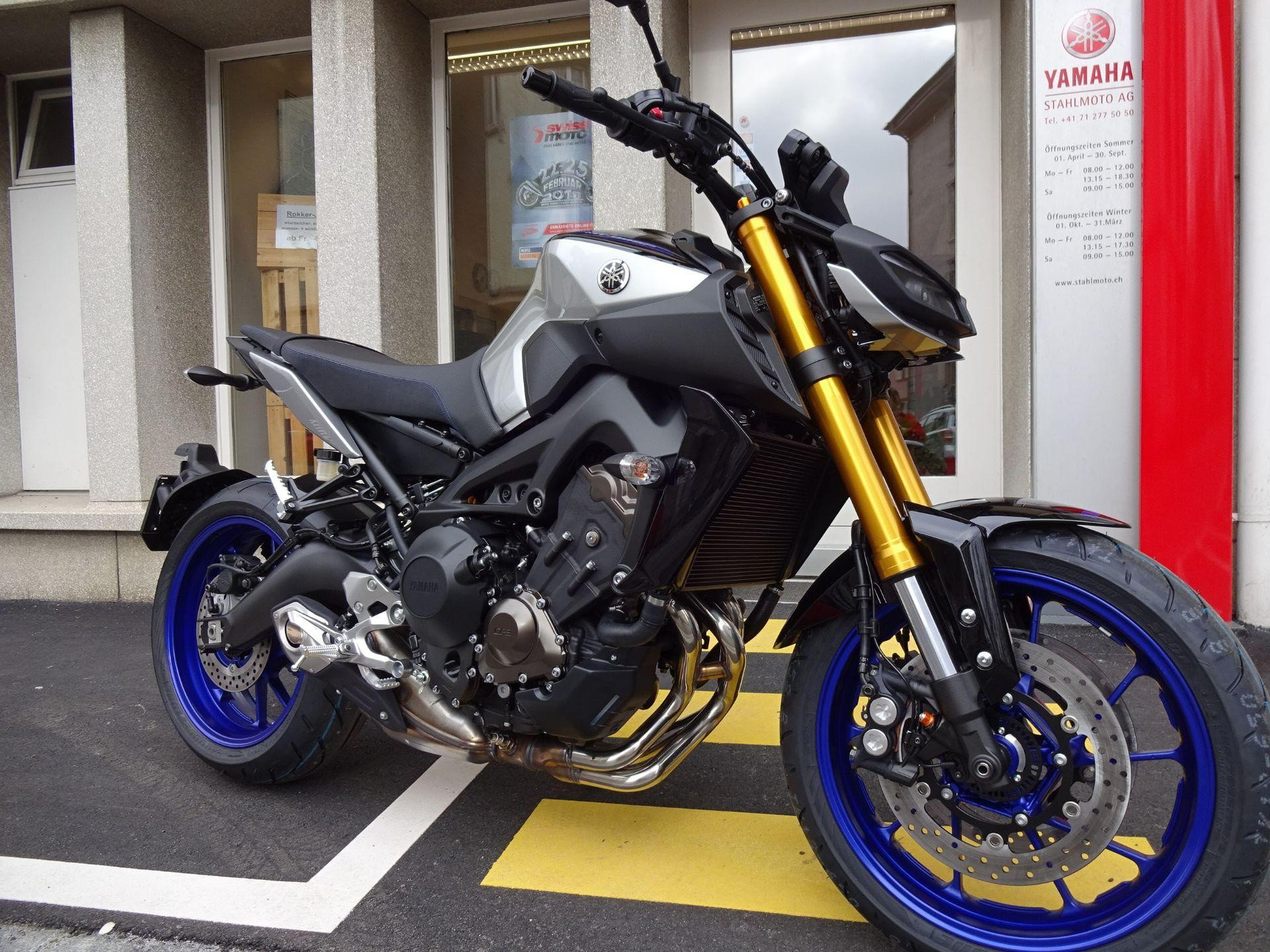 moto d monstration acheter yamaha mt 09 sp stahlmoto ag st gallen. Black Bedroom Furniture Sets. Home Design Ideas