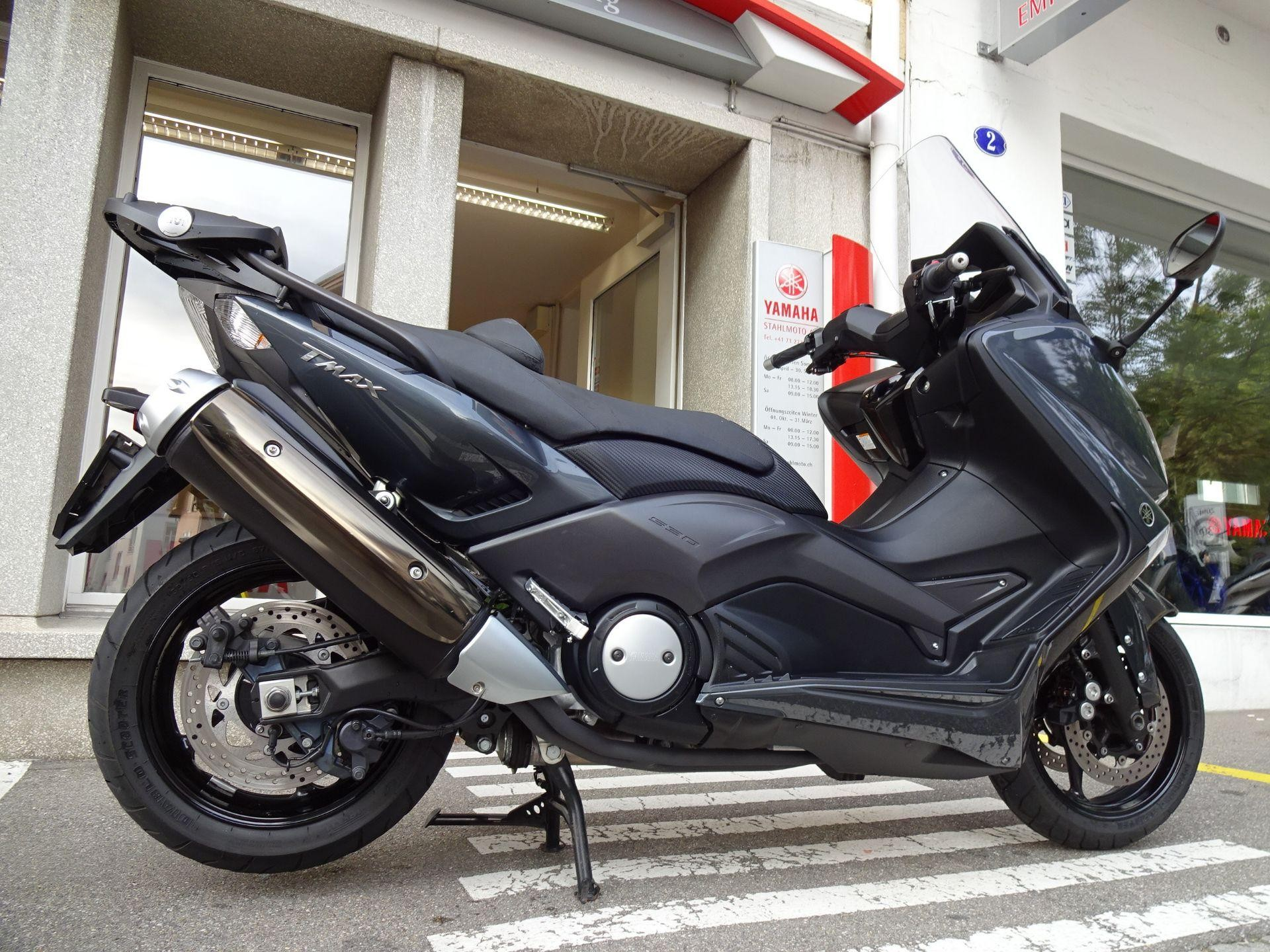 motorrad occasion kaufen yamaha xp 500 tmax a abs stahlmoto ag st gallen. Black Bedroom Furniture Sets. Home Design Ideas