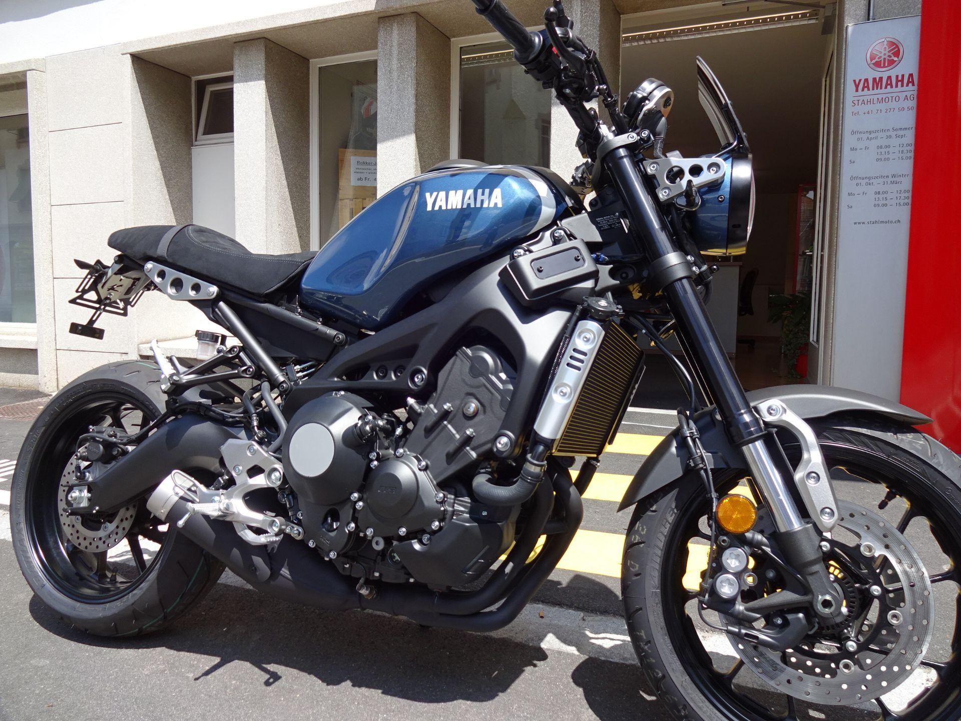 YAMAHA XSR 900 ABS Heckumbau Previous Years Model