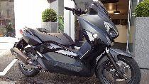 Motorrad kaufen Occasion YAMAHA YP 125 RA X-Max ABS (roller)