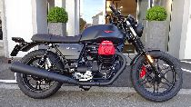 Töff kaufen MOTO GUZZI V7 III Carbon Dark Nummer 1139 Retro