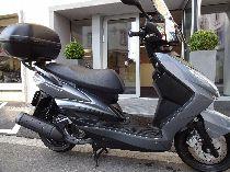 Töff kaufen YAMAHA XC 125 4-Takt Comfort Edition Roller