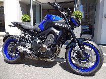 Motorrad kaufen Vorführmodell YAMAHA MT 09 A ABS (naked)