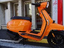 Töff kaufen LAMBRETTA V125 Special BENVENUTI Roller