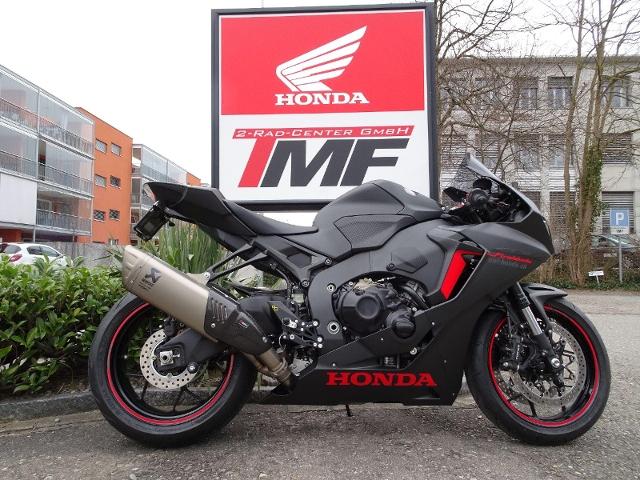 Motorrad kaufen HONDA CBR 1000 RA Fireblade ABS TMF Jubiläums-Modell Vorführmodell