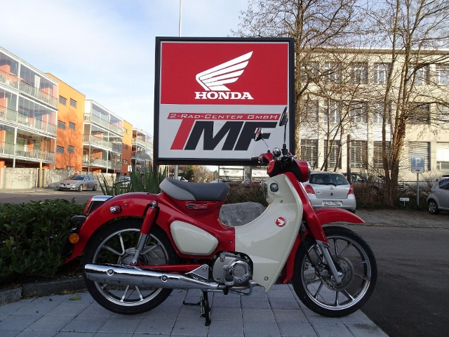 Motorrad kaufen HONDA C 125 A Super Cub TOP ANGEBOT Occasion