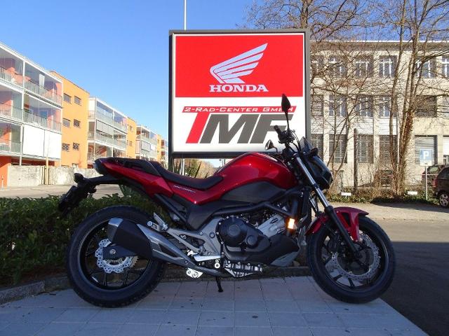 Motorrad kaufen HONDA NC 750 SA Vorführmodell