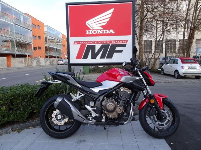 Motorrad kaufen HONDA CB 500 FA Vorführmodell