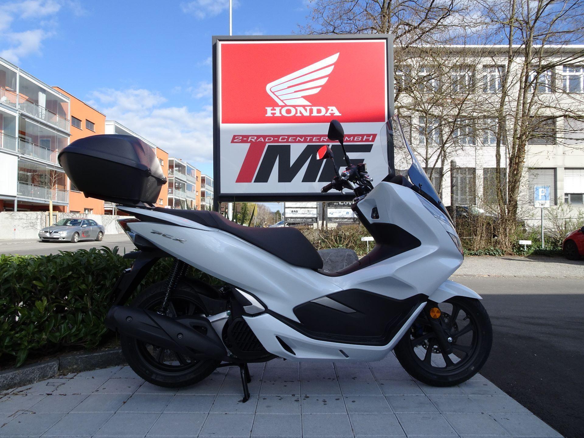 Motorrad Mieten & Roller Mieten HONDA PCX WW 125 EX2 City-Pack