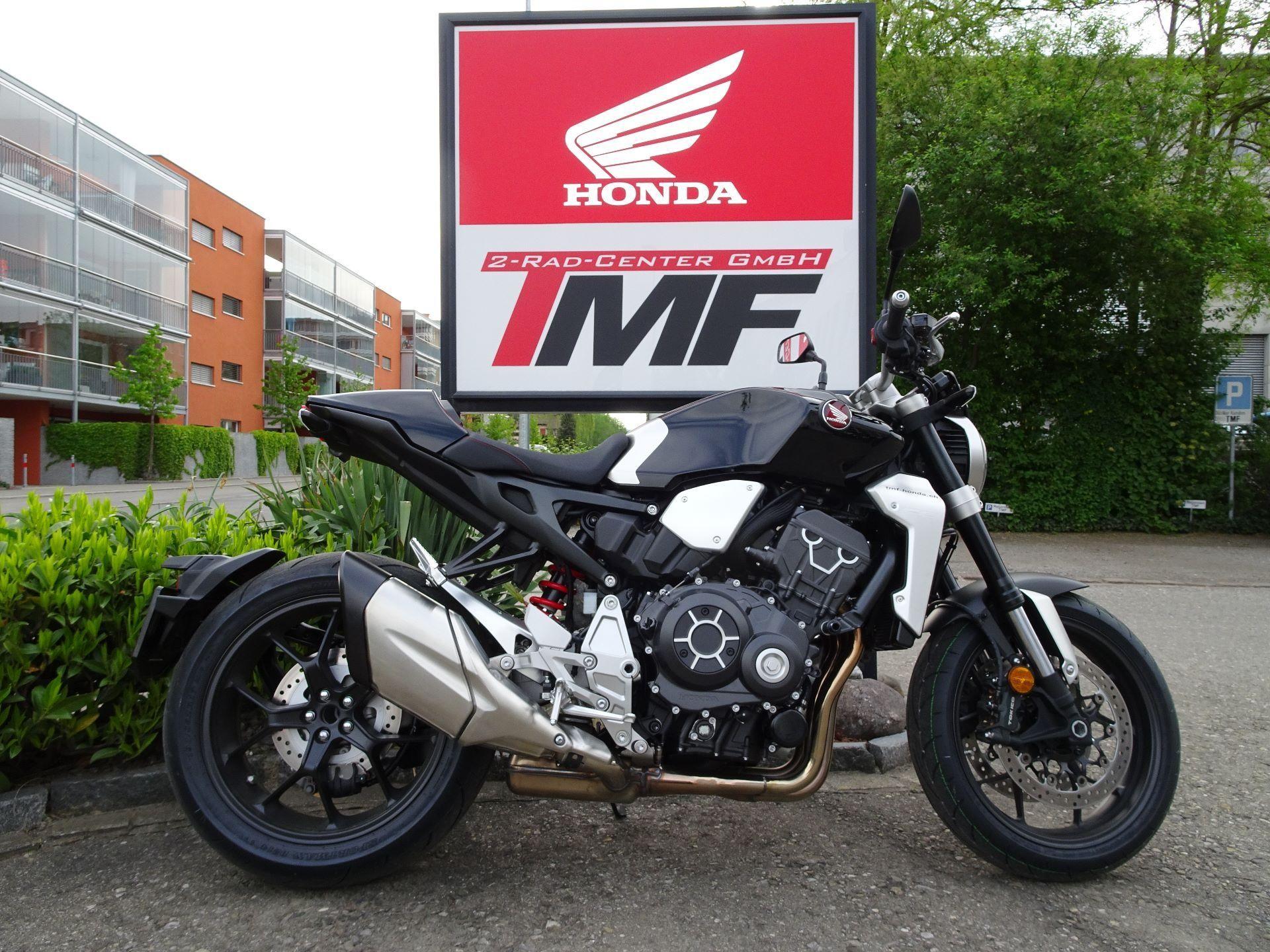 Motorrad Mieten & Roller Mieten HONDA CB 1000 RA ABS