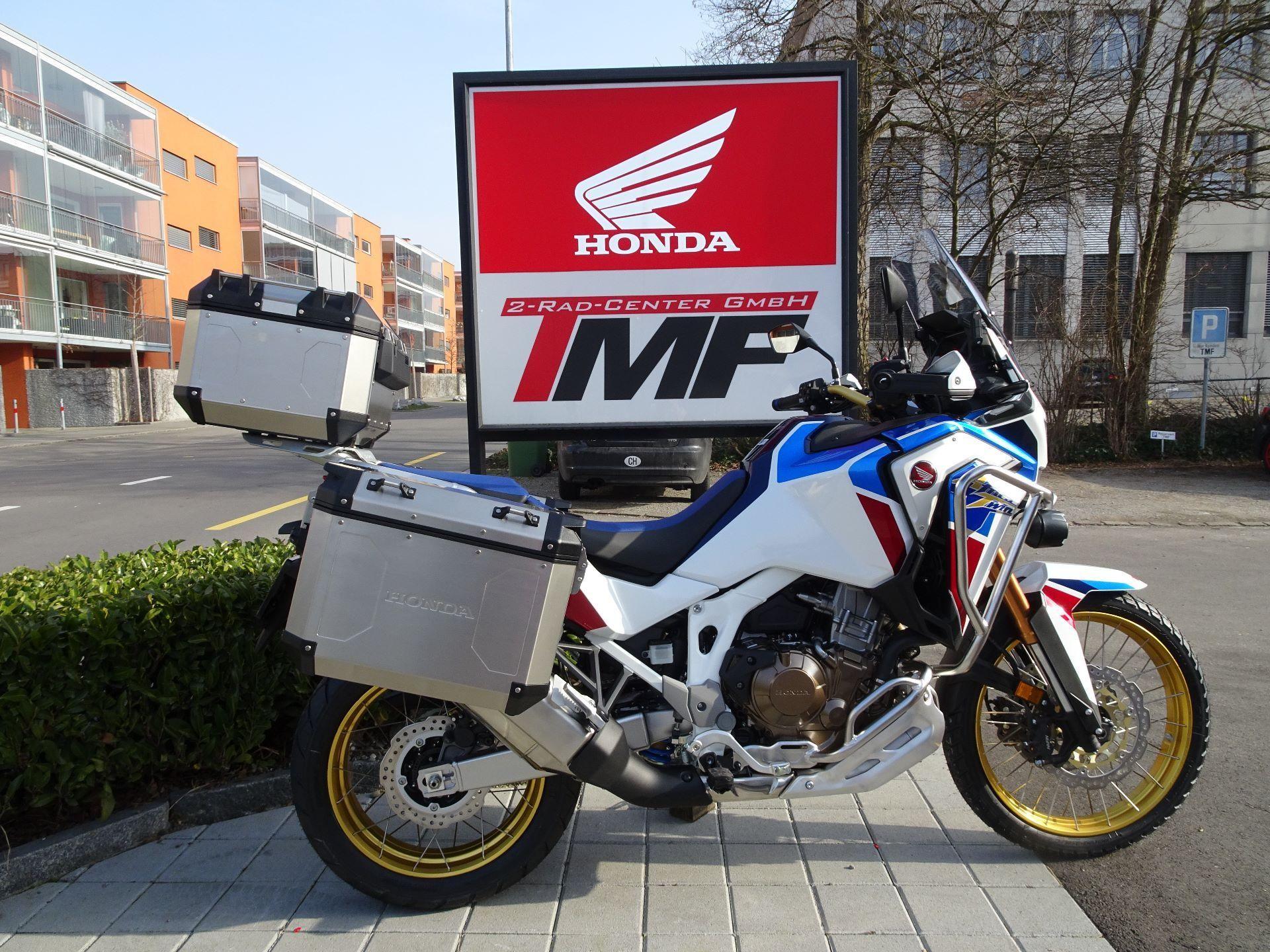 Motorrad Mieten & Roller Mieten HONDA CRF 1100 L A4 Africa Twin Adventure Sports