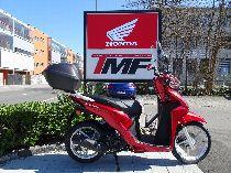 Motorrad kaufen Vorführmodell HONDA NSC 110 MPD Vision (roller)