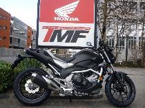Motorrad Mieten & Roller Mieten HONDA NC 750 SA ABS (Naked)