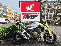 Motorrad kaufen Vorjahresmodell HONDA CB 500 FA ABS (naked)