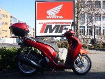 Töff kaufen HONDA SH 125 AD ABS inkl. Topcase Roller