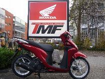 Motorrad Mieten & Roller Mieten HONDA NSC 110 MPD (Roller)