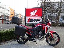 Motorrad Mieten & Roller Mieten HONDA CRF 1100 L D2 Africa Twin DCT (Enduro)