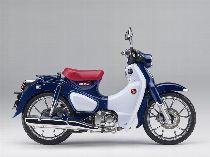 Aquista moto Occasioni HONDA C 125 A Super Cub (touring)