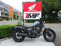 Töff kaufen HONDA CMX 500 Rebel WINTER AKTION Custom