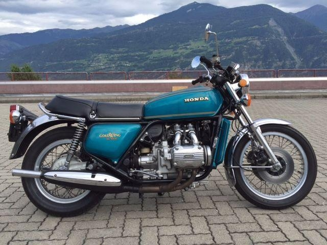 Motorrad kaufen HONDA GL1000 Goldwing Oldtimer