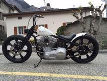 Motorrad kaufen Occasion ZERO ENGINEERING Samurai 5 (custom)