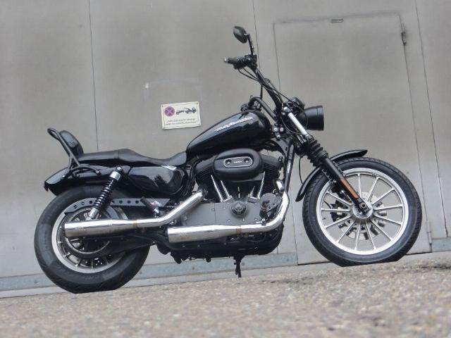 Motorrad kaufen HARLEY-DAVIDSON XL 1200 N Sportster Nightster Spezial Occasion