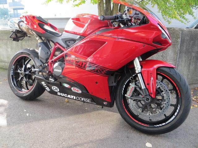 Motorrad kaufen DUCATI 848 Superbike Evo Occasion