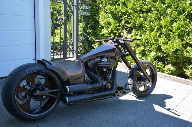 Motorrad kaufen HPU Custom Hurricane Occasion