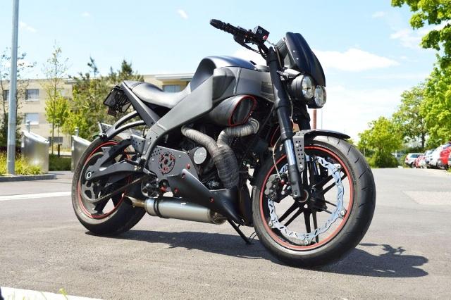 Motorrad kaufen BUELL XB12S 1200 Lightning Spezial Occasion