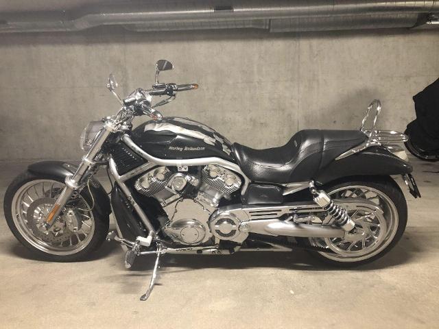 Motorrad kaufen HARLEY-DAVIDSON VRSCA 1130 V-Rod Spezial Occasion