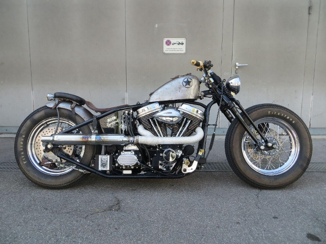 Motorrad kaufen ZERO ENGINEERING Samurai 5 Starrahmen Occasion