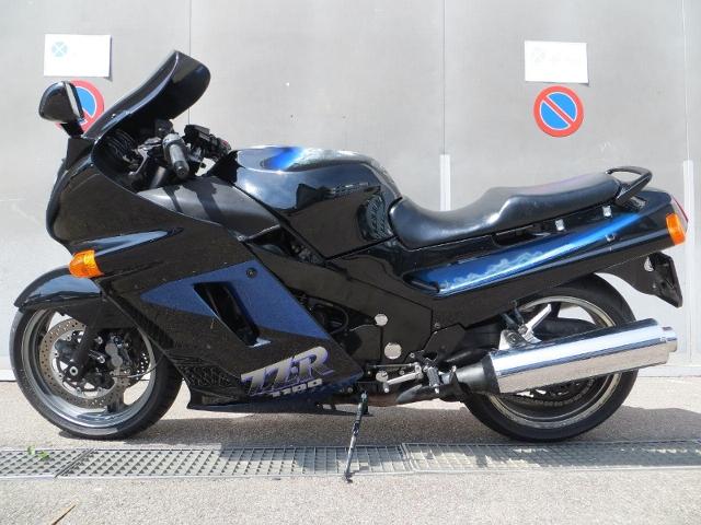 Acheter une moto KAWASAKI ZZR 1100 Spezial Occasions