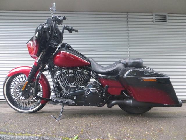 Motorrad kaufen HARLEY-DAVIDSON FLHXS 1745 Street Glide Special ABS Spezial Occasion