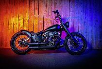 Motorrad kaufen Occasion HARLEY-DAVIDSON FXSTB 1584 Softail Night Train (custom)