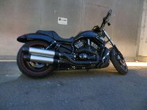 Motorrad kaufen Occasion HARLEY-DAVIDSON VRSCDX 1250 Night-Rod Special (custom)