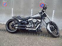 Töff kaufen HARLEY-DAVIDSON FXSB 1690 Softail Breakout ABS Spezial Custom