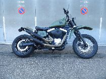 Töff kaufen HARLEY-DAVIDSON FXDC 1584 Dyna Super Glide Custom Motocross Custom