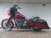 Töff kaufen HARLEY-DAVIDSON FLHXS 1745 Street Glide Special ABS Spezial Touring
