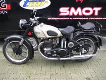 Motorrad kaufen Oldtimer NORTON Dominator E12 Twin