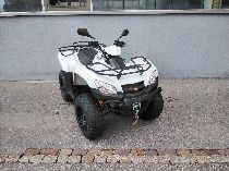 Motorrad kaufen Occasion KYMCO Quad MXU 465i (quad-atv-ssv)